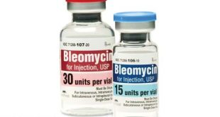 معرفي داروي ضد سرطان بلئومایسین سولفات – Beleomycin Sulphat - داروشناسي آتلانتيک