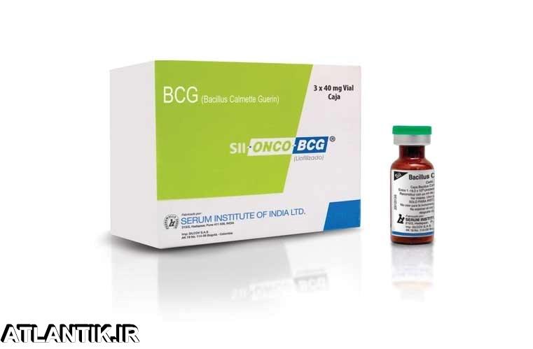 معرفي داروي ضد سرطان ب-ث-ژ داخل مثانه ای – B.C.G - داروشناسي آتلانتيک