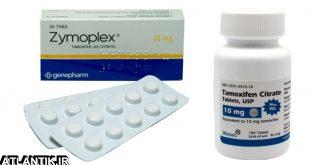 معرفي داروي ضد سرطان تاموکسیفین – Tamoxifen - اطلس دارو
