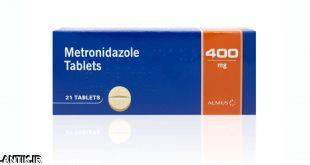 معرفي داروي ضد باکتري و میکروب مترونیدازول – Metronidazole- داروشناسي-اتلانتيک