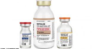 آتلانتيک-معرفي داروي ضد باکتري و میکروب نافسیلین سدیم – Nafcillin Sodium- بانک دارو- داروشناسي-فرهنگ نامه دارو