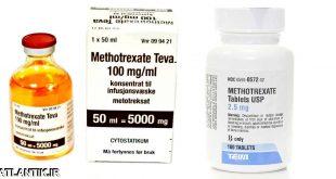 آتلانتيک-معرفي داروي ضد سرطان متوترکسات – Methotrexate- بانک قرص و دارو